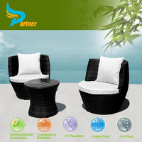 2015 Plastic Garden Tables And Chairs For Restaurant PE Wicker/Rattan Outdoor Pool Furniture Used Preschool Tables And Chair