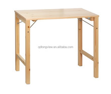 the 2015 latest japanese design of dining table and wood table top ,Folding Dining or Picnic Table, Solid wood Desk