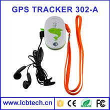 2.4G GPS302-B built-in module portable tracker gps tracking kids