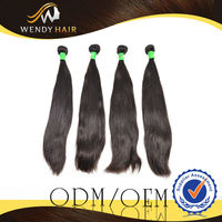 2014 New Style Fashionable Virgin Hair No Shed Low Price brazilian hair ponytail