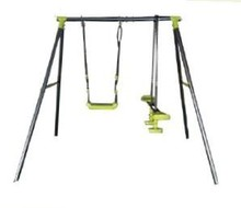 kids outdoor two seat pation swing