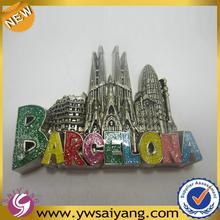 China price ceramic souvenir fridge magnets