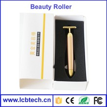 Personal Massagers skin care 24K Gold Beauty Bar Home Use Device