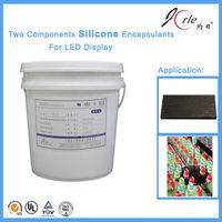 Silicone rubber adhesive sealant glue