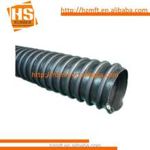 OEM100mm black EPDM exhaust and nozzle rubber hose