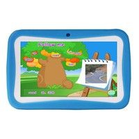 customized learning software installed android tablet with otg function bulk wholesale kids tablet pc