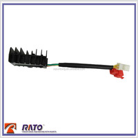 RATO 200cc top quality racing motorcycle spare parts 12v voltage regulator rectifier for EX200, RT200