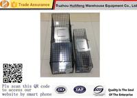 2-Trap Pack of Catch and Release Live Animal Traps - A Model Relocation Program