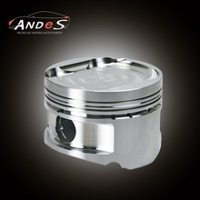 Forged Engine Parts 4340 H Beam Con Rods for Nissan A12 A13 A15 Casting Pistons
