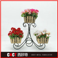 Customized Stainless Steel Flower Pot Stand