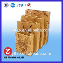 Brown shopping bags cheap paper bags kraft paper bags wholesale