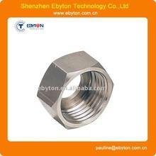 CNC machined Aluminum parts Prototype fabrication