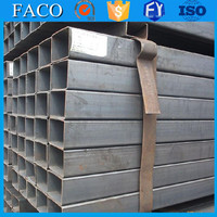 Tianjin square rectangular pipe ! shs black tube welded steel pipe astm a53 mechanical properties