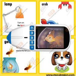 Professional supplier for children sound book & reading pen, for kids self learning