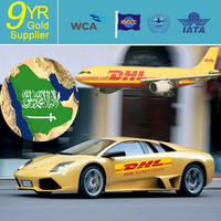 DHL international shipping rates to saudi arabia