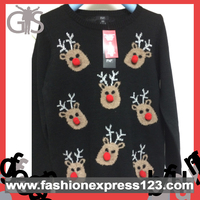 2015 Young Styles Christmas Sweater Wholesaler for Ugly Xmas Pullover