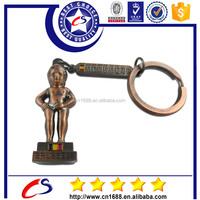 2015 custom high quality keychain manufacturer / metal,pvc,car logo keychain keyring factory
