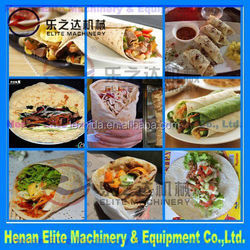 Commercial electricity fully automatic tortilla making machine for home