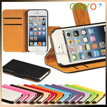 for iphone5s wallet case with credit cards slots holder, for iphone 5s wallet cover, wallet case for iphone 5s
