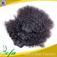afro kinky curly kinky curly weave natural brazilian hair pieces