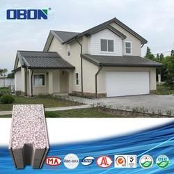 OBON 2015 China Prefabricated Homes Prefab Hotel and Vila cheap Prefab House for sale