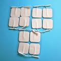 2 * taille de 2 pouces dizaines d'électrodes de broches de forme carrée pad