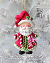 X'mas tree shaped cute holiday decoration hanging