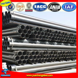 good quality black iron pipe butt welded fittings made in china