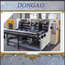 corrugated box automatic creasing die cutting machine