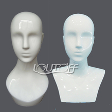2015 hair mannequin head in loutoffdisplay H 22,25