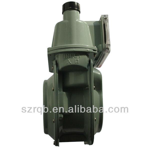 SZ-G series aluminum natural gas meter