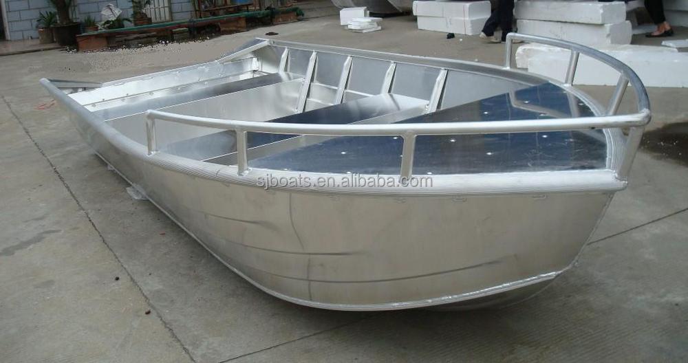 Sanj Cheap Large Aluminium Boat Designs With Deep V-hull - Buy Aluminium Boat Designs,Cheap ...