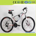 High performance confortável bicicleta de montanha elétrica 2016 vendas por atacado new design bicicleta elétrica