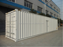 2015 latest design diesel generator new ISO40Ft container diesel