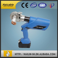 China wholesale tools electric hydraulic cable lug crimping tool 17mm ram stroke HL-300