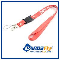 custom design promotional lanyard neck strap with usb flash drive/usb lanyard