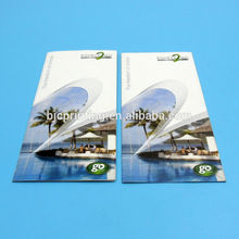 Moda CMYK fold brochure printing factory