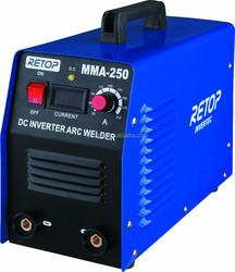 MMA-200 hot sale brand mini portable dc mosfet inverter electric hand welding tool price dc inverter arc welder