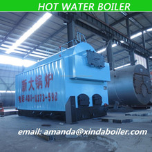 China Anthracite Briquette fired Hot Water Boiler supply heating for public spa