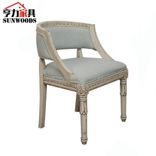 New design antique hand carved wood chairs