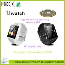 Wholesale china merchandise design fashionable bluetooth watch for lovers