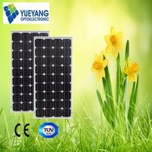 best quality low price mono 120w 130w 140w 150w 160w solar panel with CE TUV UL