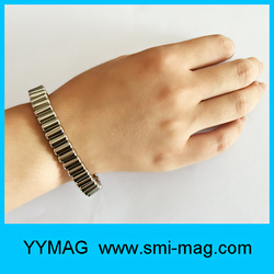 jewelry magnetic bracelet magnet suppliers in China