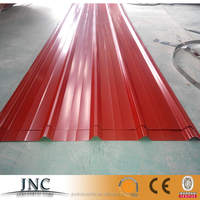 die cutting extrusion Pre-Painted Galvanized Corrugated Steel Sheet raw material for producing pencil