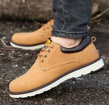 2015 new model fashion men casual shoes
