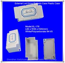 Inyección Caja de plástico Modling para conductor eléctrico conducido XL-176 L65W35H24