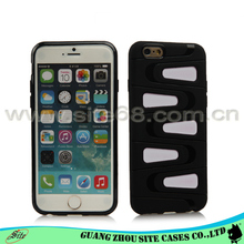 For iphone 6 Mobile Phone Case TPU and PC sublimation case Made in China