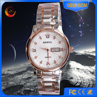 Custom Design Stainless Steel Sports Watches Men, ss Band China Wristwatch