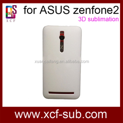 china personalized 3d sublimation mobile phone case cover for Asus ZenFone 2 ZE551ML,3D sublimation printing tool