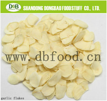 New crop dried Garlic Flakes dehydrated garlic